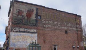 Ghost Mural